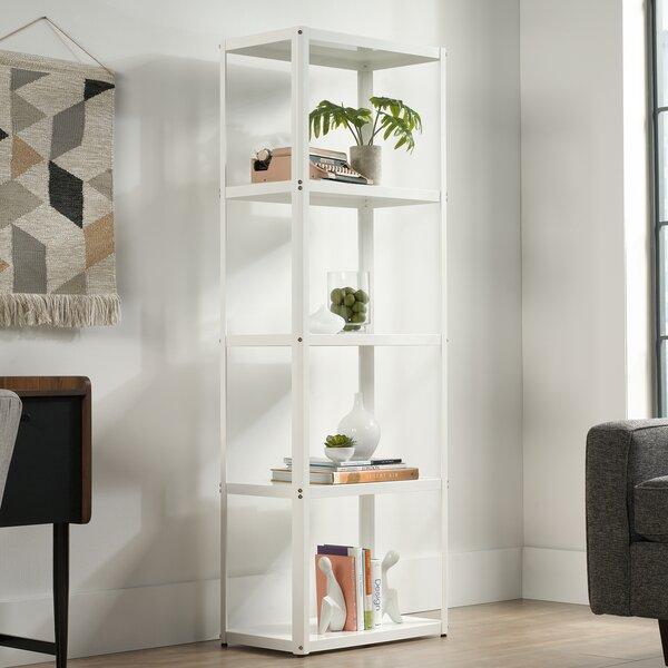 Malik Etagere Bookcase by Mercury Row