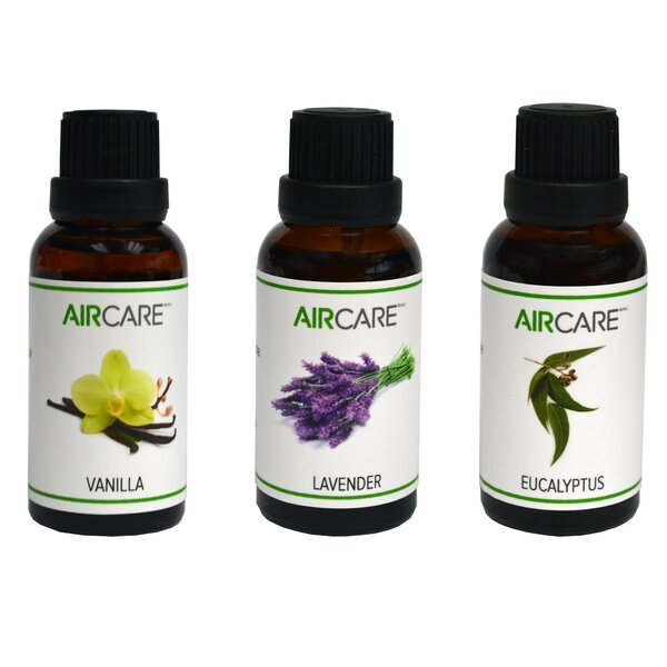 Essential 3 Piece Oil Humidifier Water Treatment by AIRCARE