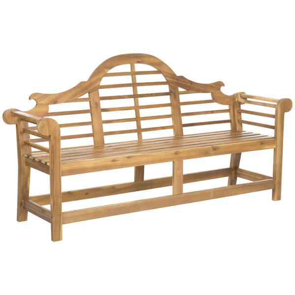 Acacia Wood Garden Bench by Birch Lane™