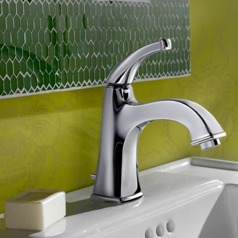Town Square 1 Handle Monoblock Bathroom Faucet by American Standard
