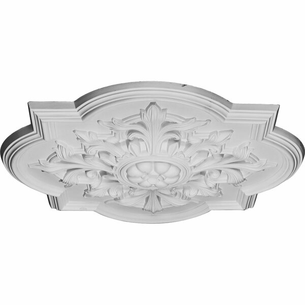 Christopher 1/9H x 26 5/8W x 2 1/4D Ceiling Medallion by Ekena Millwork