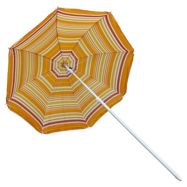 Allyson 6' Beach Umbrella By Freeport Park by Freeport Park Fresh
