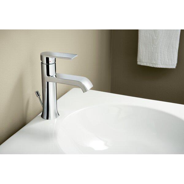 Genta Bathroom Faucet With Drain Assembly By Moen.