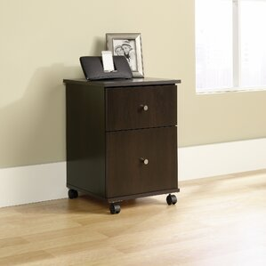 beaver creek 2 drawer mobile file cabinet