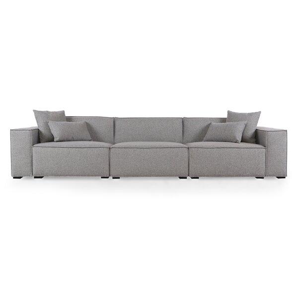 Mcnelly Modular Sofa by Orren Ellis