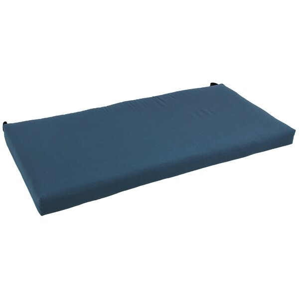 Indoor Bench Cushion by Blazing Needles