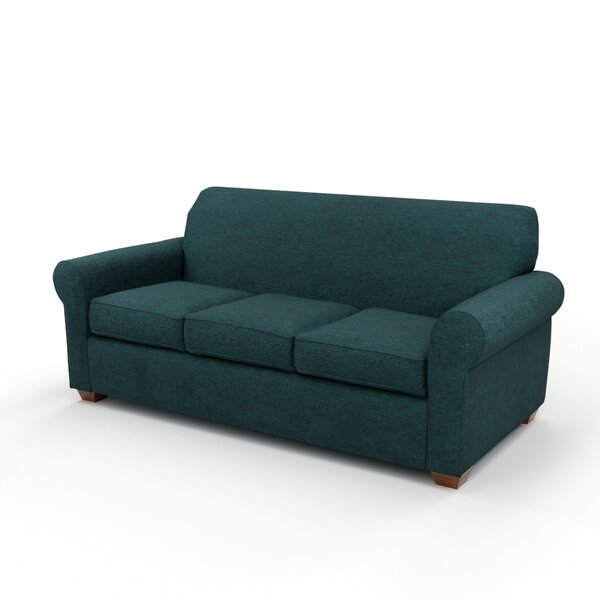 Nice Classy Gainesville Apartment Sized Sofa by Maxwell Thomas by Maxwell Thomas