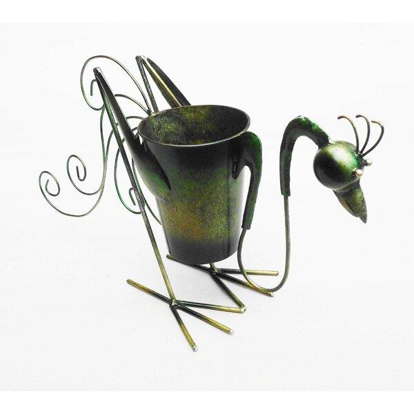 D-Art Tin Pot Planter by D-Art Collection