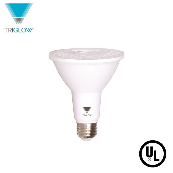 75W Equivalent E26 LED Spotlight Light Bulb by TriGlow