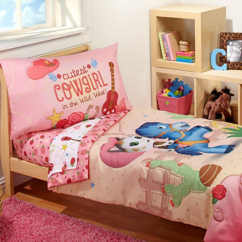 Disney The Doc is In 4 Piece Doc McStuffins Toddler Bedding Set ...