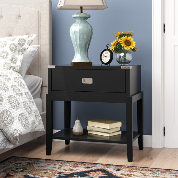 Portside Nightstand by Three Posts