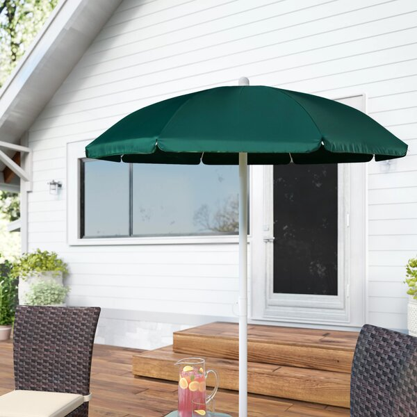 5.5' Drape Umbrella By Charlton Home
