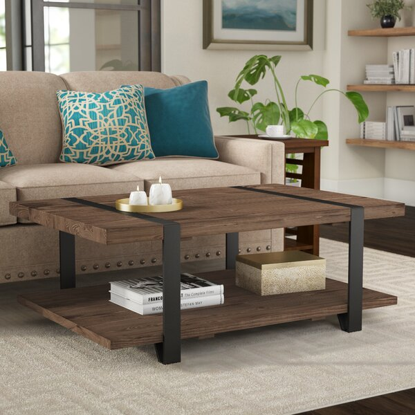 Trent Austin Coffee Table with Storage by Trent Austin Design Trent Austin Design