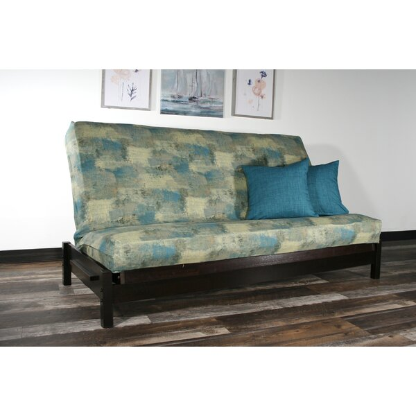 Dillon Wall Hugger Futon Wayfair