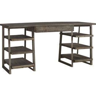 Reach Solid Wood Writing Desk