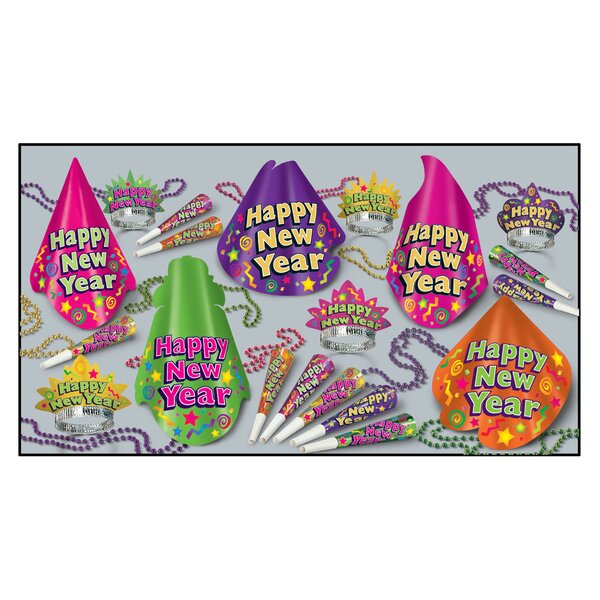 Brite Party Hat Set by The Holiday Aisle
