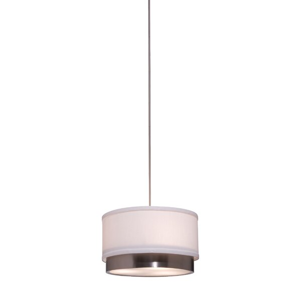 Norsworthy 1-Light Drum Chandelier by Brayden Studio