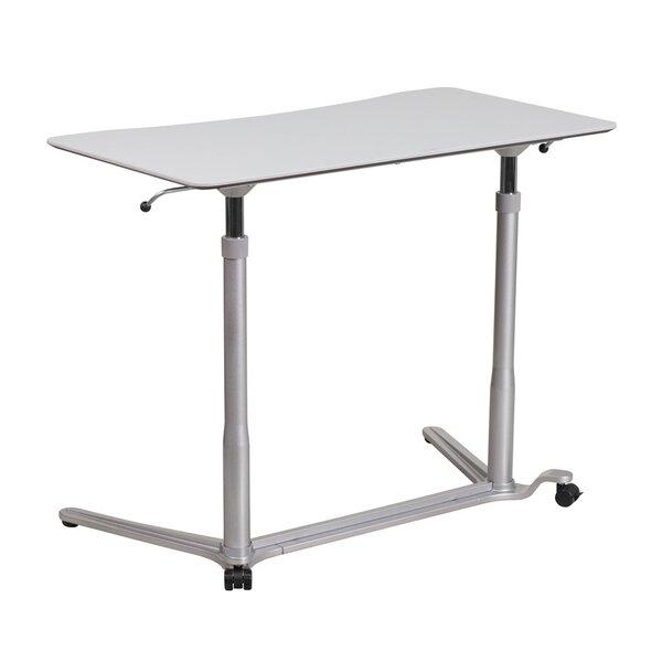 Johnie Standing Desk by Latitude Run