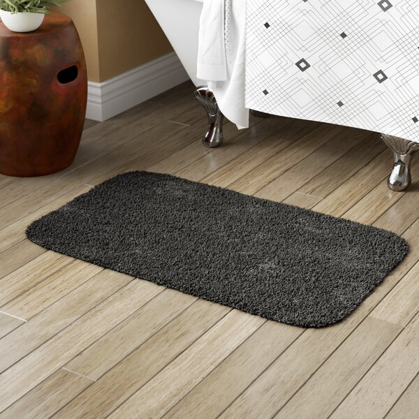 Brodersen Bath Rug by Wade Logan