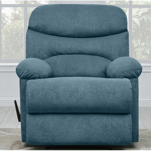 Donohue Manual Wall Hugger Recliner by Winston Porter