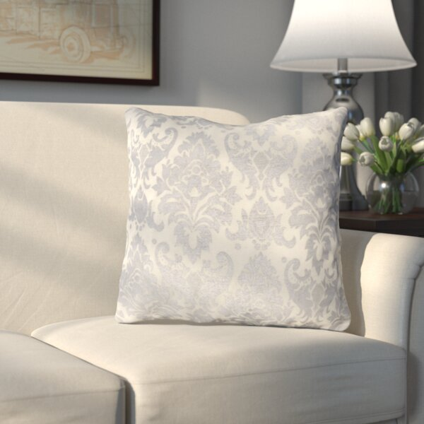 Rossiter Throw Pillow by Three Posts