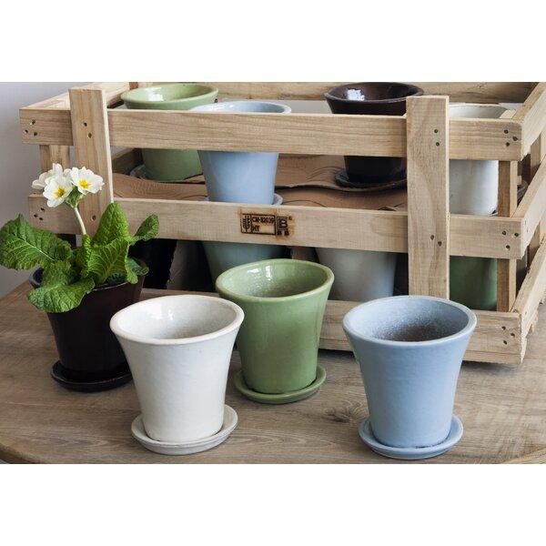 Sifert Crate Terracotta Pot Planter Set (Set of 16) by Red Barrel Studio