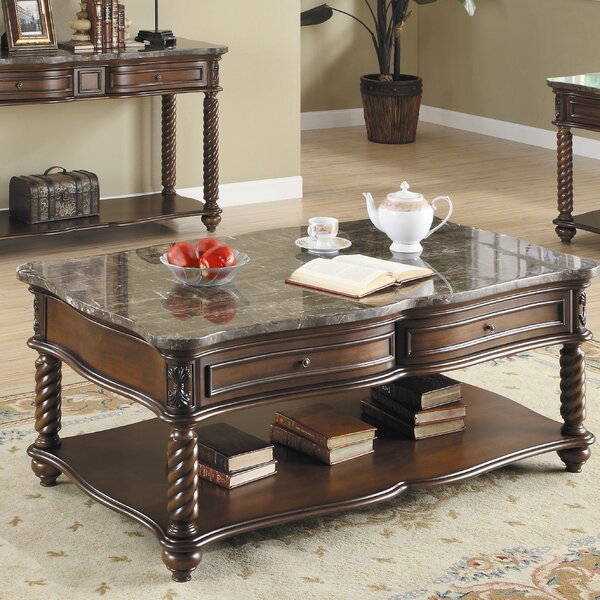 Lockwood Coffee Table by Woodhaven Hill