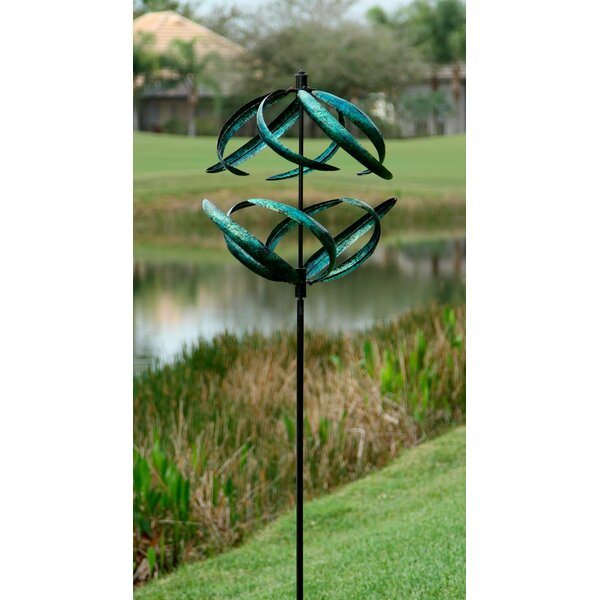 Sphere Garden Stake by Marshall Home Garden