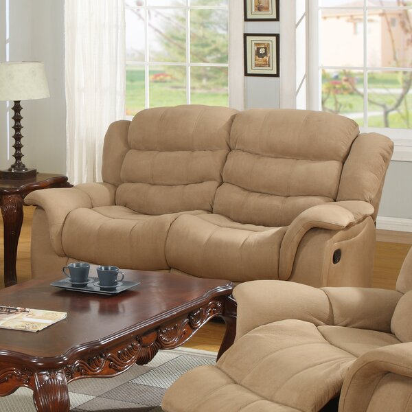 New Orleans Recliner Reclining Loveseat by Flair