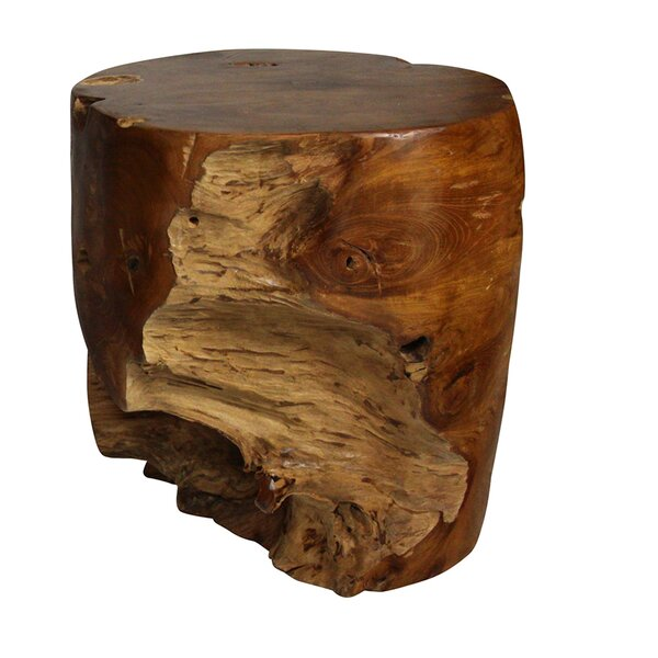 Organic Accent Stool by Ibolili