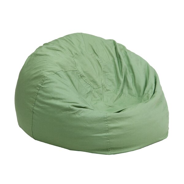 Oversized Bean Bag Chair by Ebern Designs