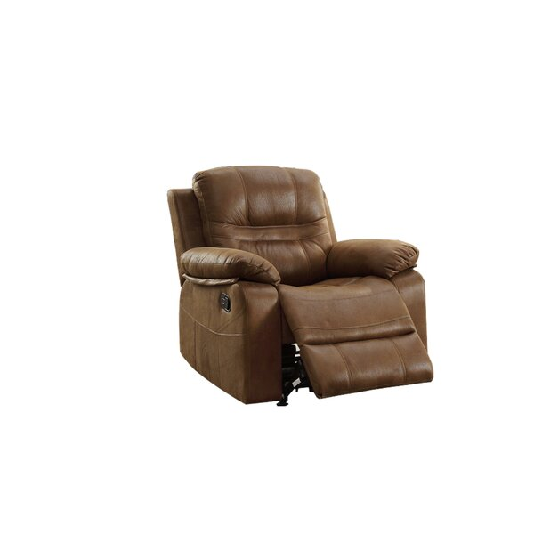 Eidson Manual Swivel Recliner By Red Barrel Studio