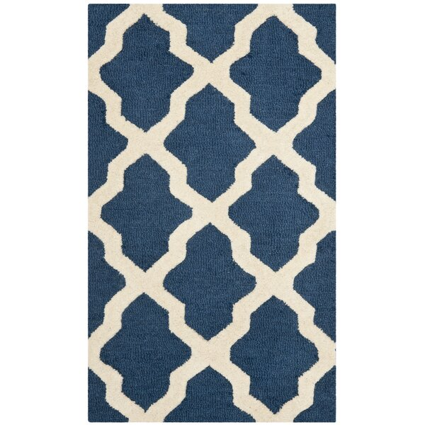 Charlenne Navy Rug by Zipcode Design
