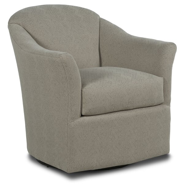 Barry Swivel Barrel Chair by Fairfield Chair Fairfield Chair