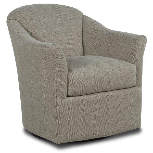 Barry Swivel Barrel Chair by Fairfield Chair Fairfield Chair