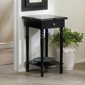 Hampton End Table by Zingz & Thingz