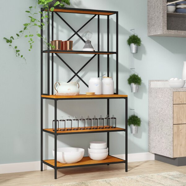 Briese Iron Baker S Rack By Williston Forge.