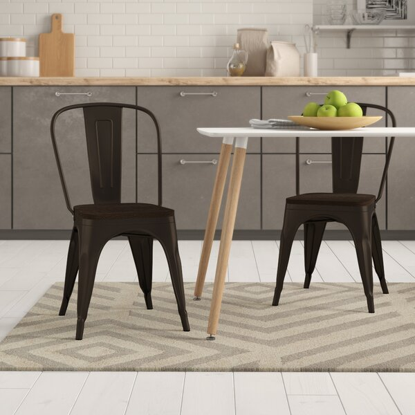 Best #1 Alyssa Dining Chair (Set Of 4) By Zipcode Design Great price