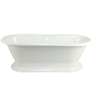 Big Save Aqua Eden Soaking Bathtub By Kingston Brass