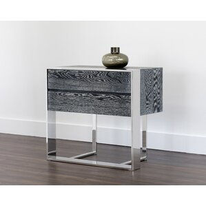 Club Dalton End Table by S..