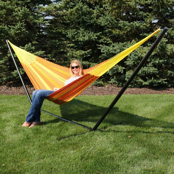 Mulberry Cotton Tree Hammock by Bay Isle Home