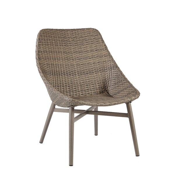 Zigler Patio Dining Chair (Set of 2) by Highland Dunes Highland Dunes