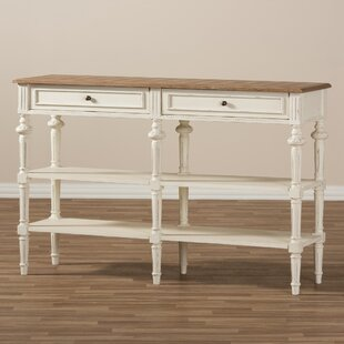 Rogero French Provincial Console Table