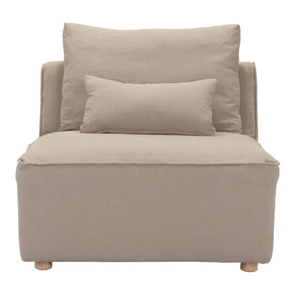 Trujillo Slipper Chair by Latitude Run