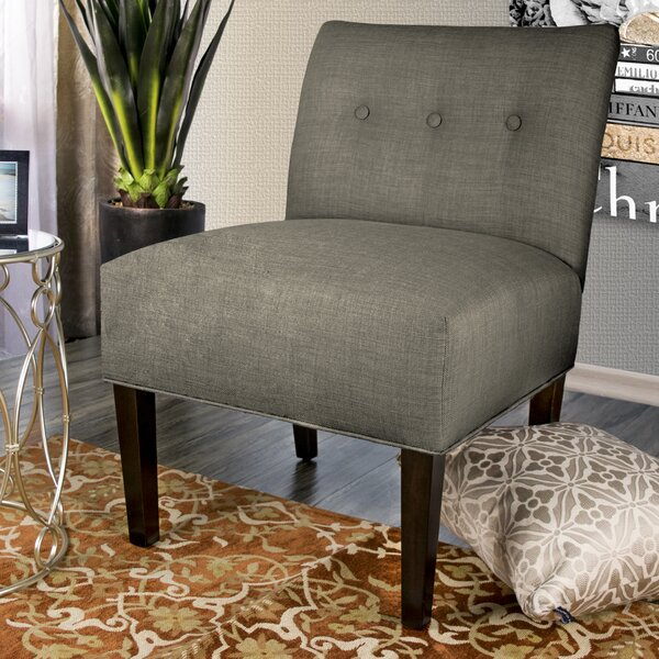 Liev Slipper Chair by Andover Mills