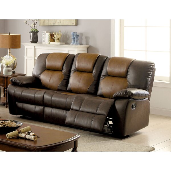 Oxnard Reclining Sofa By Loon Peak Best Design