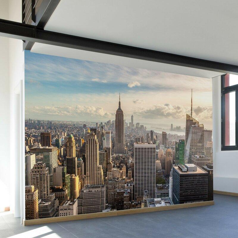 new york murals for walls   home design