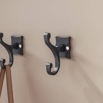Rustic State State Drew Cast Iron Wall Hook Reviews Wayfair