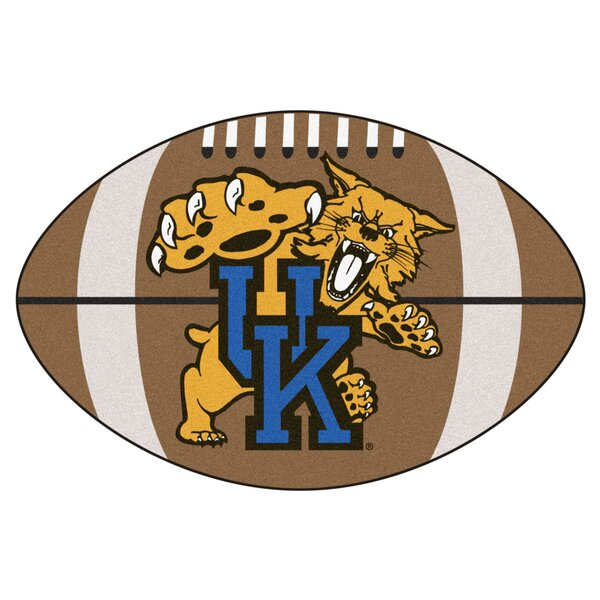 NCAA University of Kentucky Football Mat by FANMATS