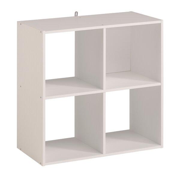 Aarav 4 Unit Cube Bookcase By Ebern Designs